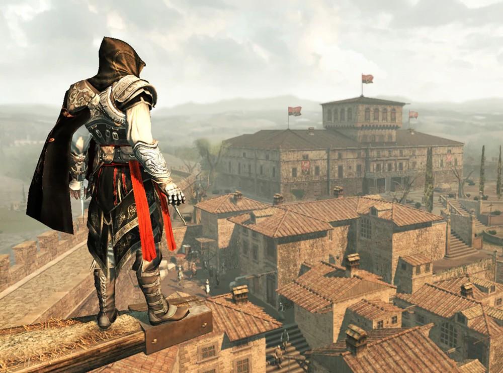 Assassin's Creed II (Imagem: Reprodução)