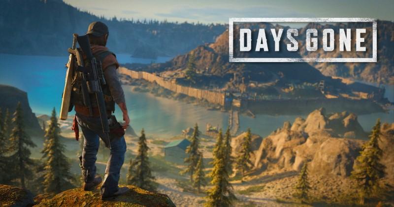 Pré-carregamento de Days Gone já está liberado no Steam!