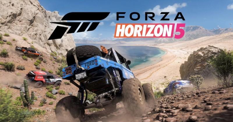 [E3 2021] Forza Horizon 5 recebe trailer de anúncio e data de lançamento!