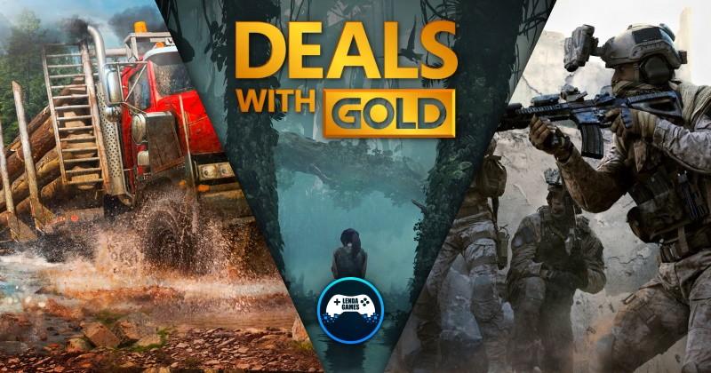 (DwG) Deals with Gold – De 8 até 14 de junho de 2021!