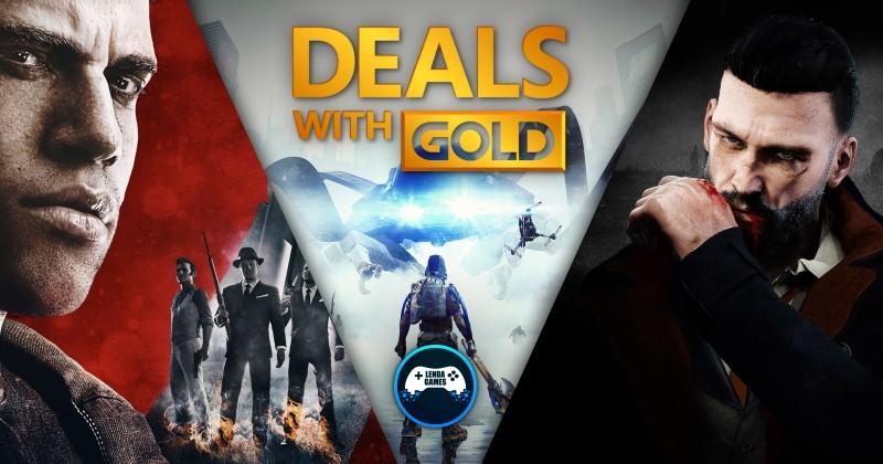 (DwG) Deals with Gold – De 29 de junho até 5 de julho de 2021!