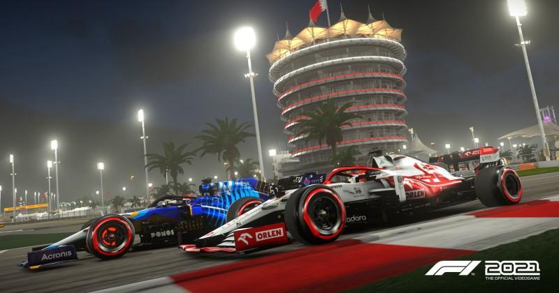 F1 2021 ganha Ray Tracing e melhora performance em até 65% com DLSS!