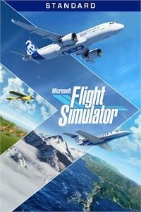 Microsoft Flight Simulator - Capa do Jogo