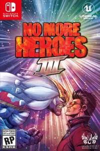 No More Heroes III - Capa do Jogo