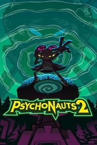 Psychonauts 2 - Capa do Jogo