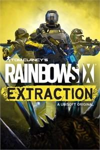 Rainbow Six Extraction - Capa do Jogo