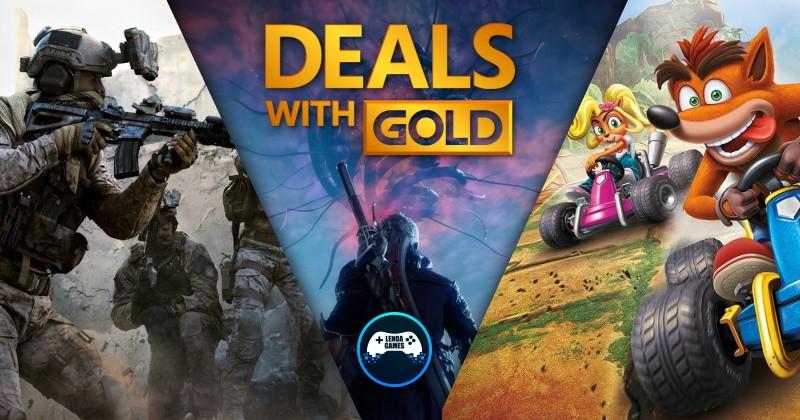 (DwG) Deals with Gold – De 31 de agosto até 6 de setembro de 2021!