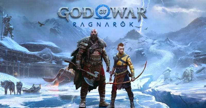 God of War: Ragnarok recebe primeiro trailer, saiba mais!