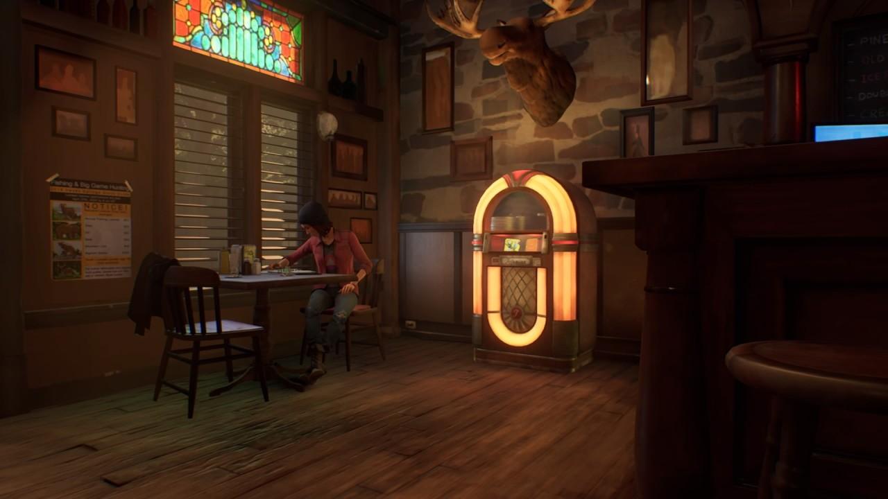 Life is Strange: True Colors no PlayStation 4 Slim (Imagem por Lenda Games)